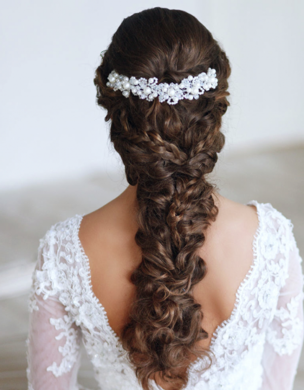 #Braided-Wedding-Hairstyles trends