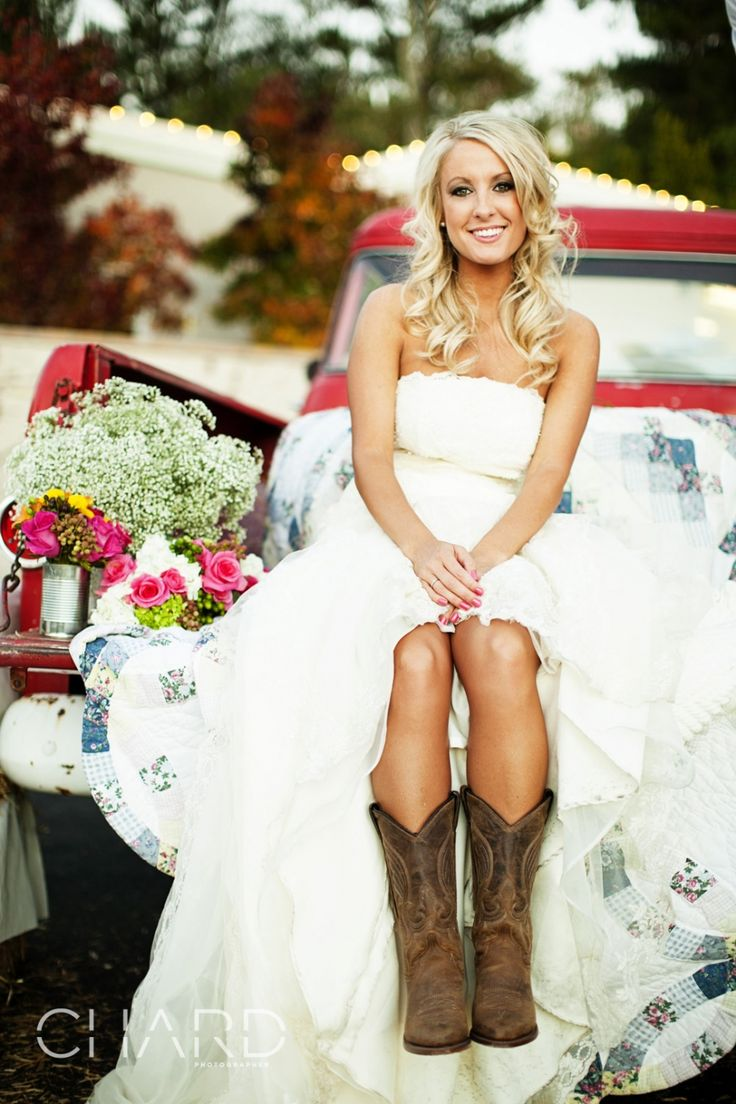 vintage Country Wedding Dresses Inspiration