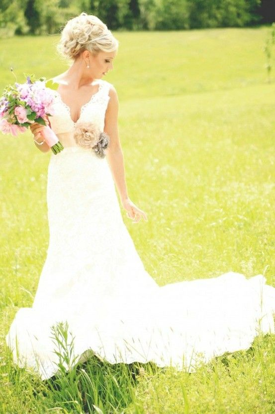 Country Wedding Dress Ideas
