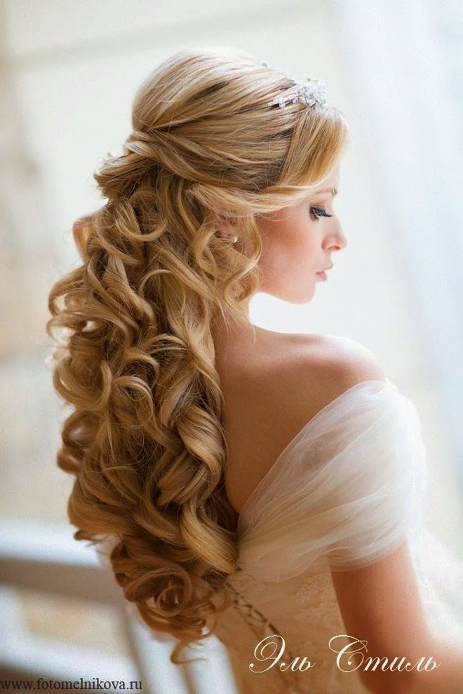 30 Wedding Hairstyles For Long Hair
