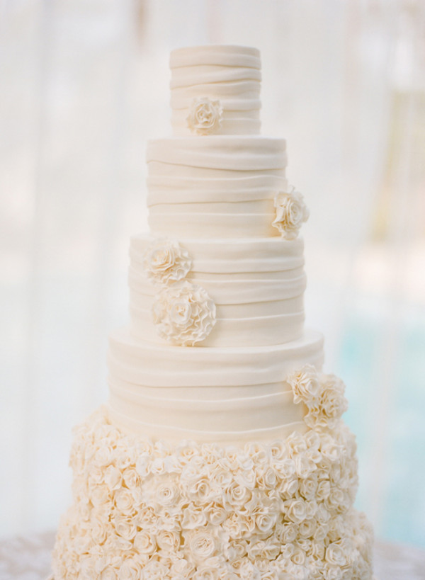 #White-Wedding-Cake-Ideas