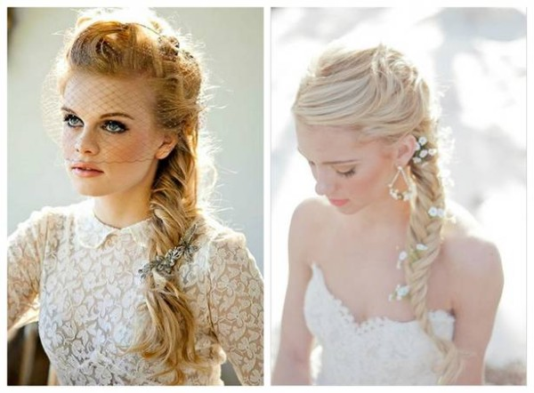 Wonderful #WeddingHairstyles For Long Hair