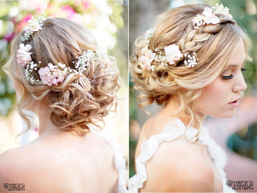 Cool 30 Wedding Hairstyles For Long Hair Hairstyles For Women Draintrainus