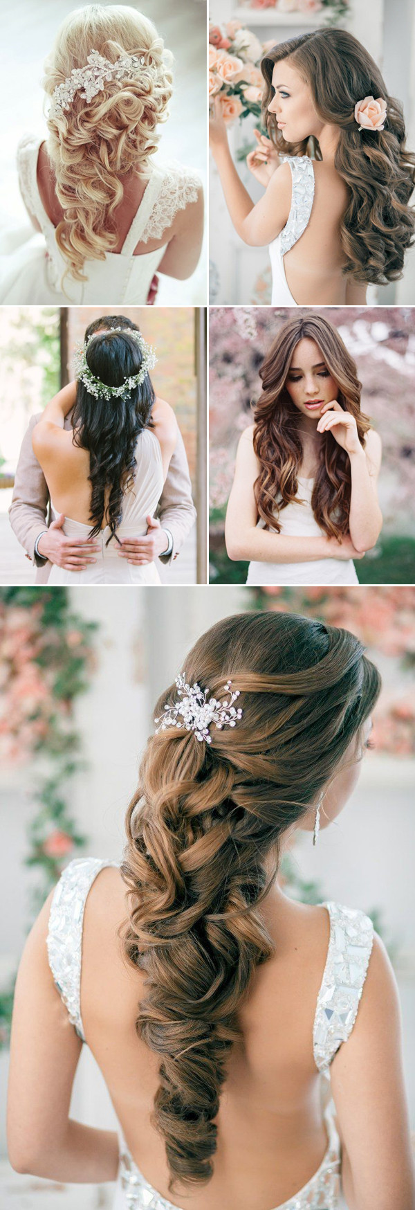 bridal-hair-styles-loosedown Soft & Loose