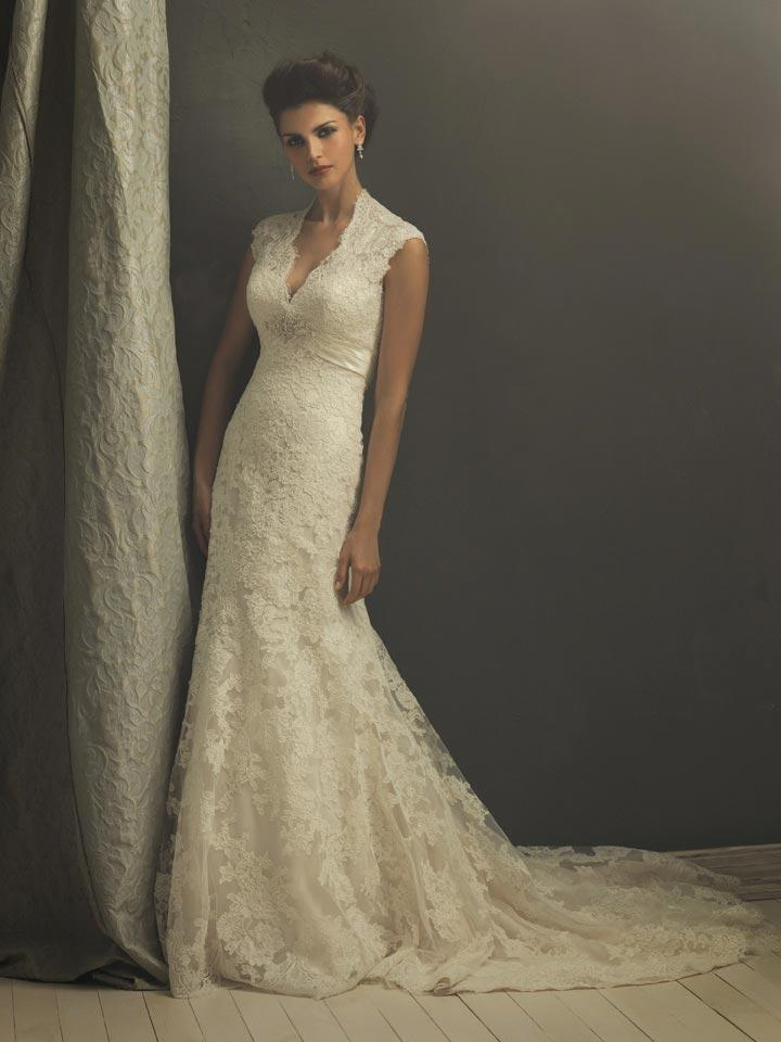 Popular vintage wedding dresses ideas for fall wedding for Vintage wedding dresses online