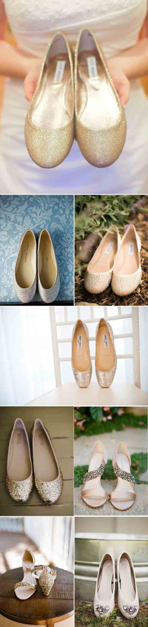 gold wedding shoes ideas popular