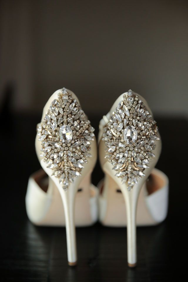 Ivory Silver Wedding Shoes Ideas 2017