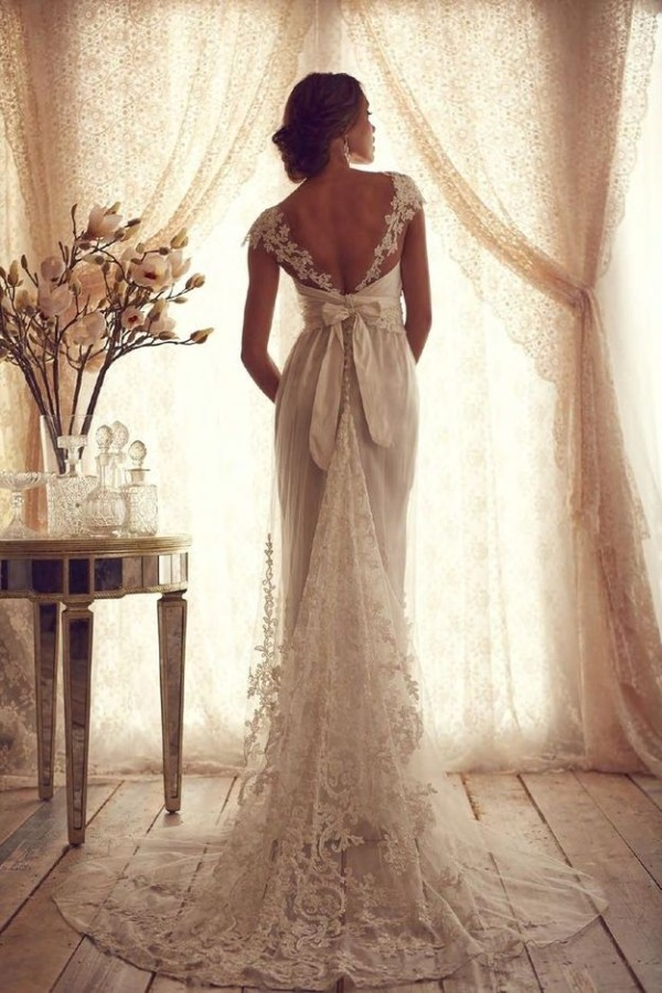 vintage wedding dresses gown ideas