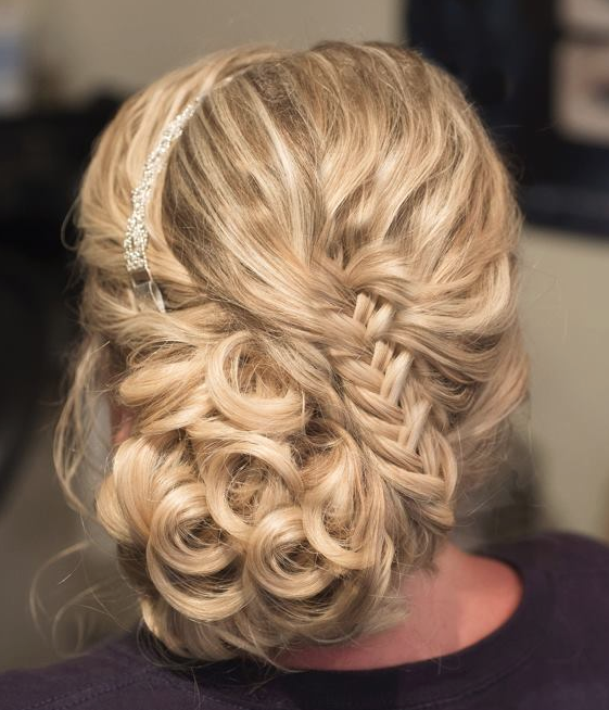 half up wedding hairstyles