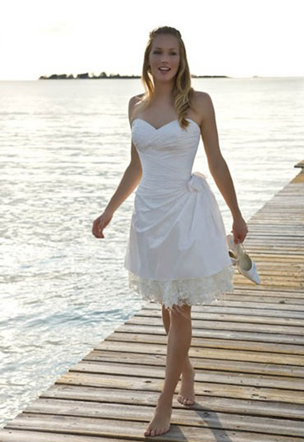 2015-short-beach-wedding-dresses