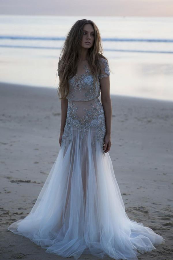 Simple Beach Wedding Dresses For Your Beach Weddings