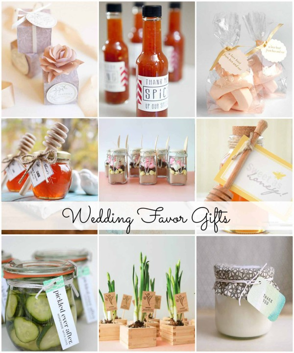 Cheap Wedding Gifts Ideas: Popular Inexpensive Wedding Favors For Your Guests