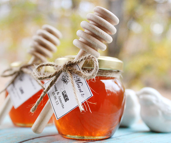 wedding-favors-honey favors