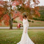 10 Stunning Long Sleeve Wedding Dresses for Fall Wedding