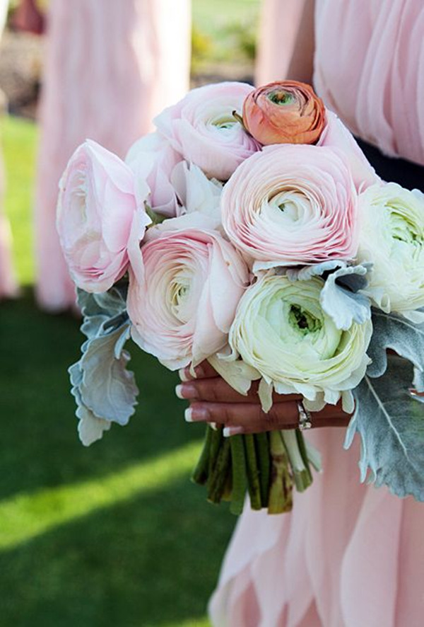 wedding flowers Ranunculus ideas