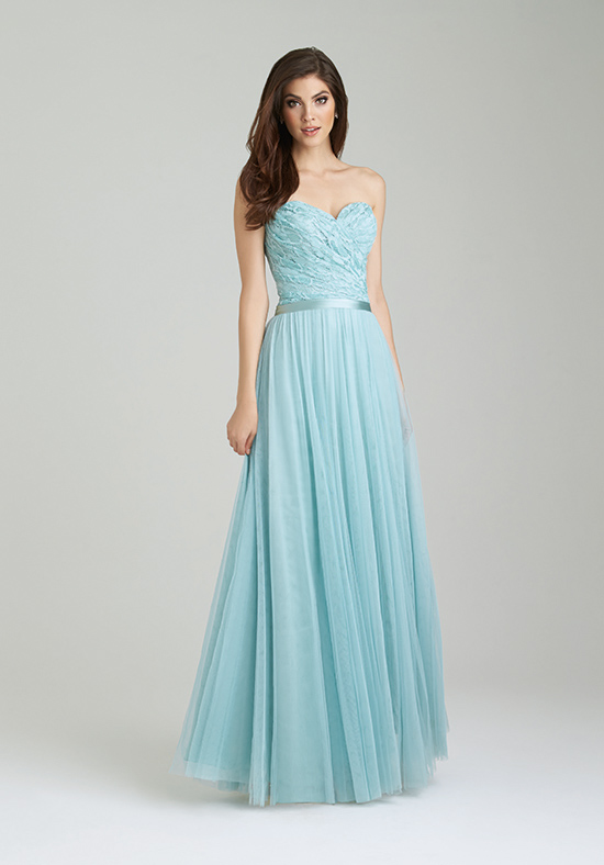Floor Length bridesmaid dresses | WeddingInclude | Wedding Ideas ...