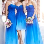 Wedding Trends – Top 10 Romantic Floor Length Bridesmaid Dresses