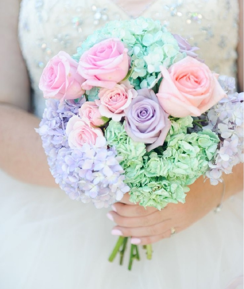 Mint Wedding Ideas: Top 10 Spring Wedding Flowers (names And Photos