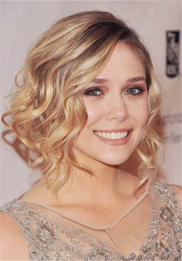 Wedding-Hairstyles-For-Short-Wavy-Hair