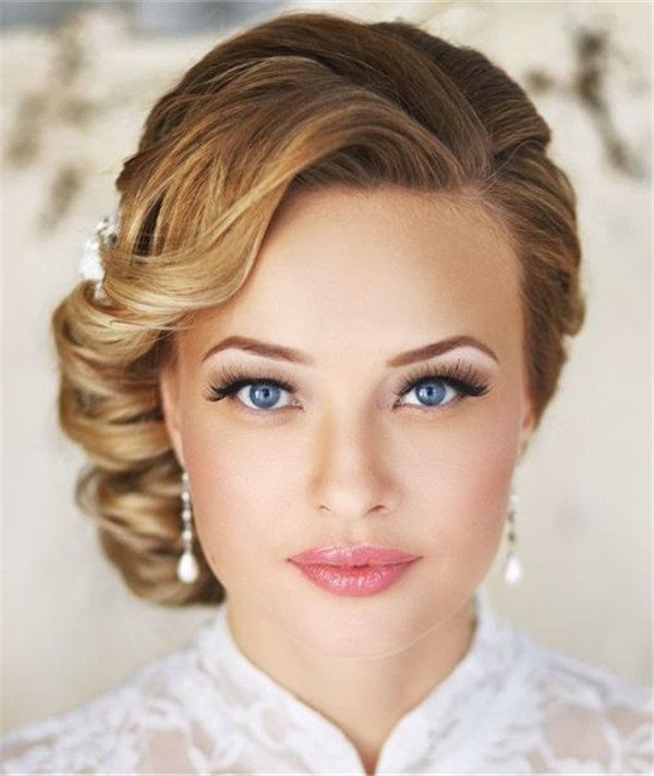 10 fantastic wedding hairstyles for short hair wedding hairstyles for short hair 2016 junglespirit Images