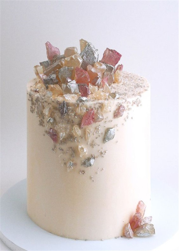 Baked Crystal Cake