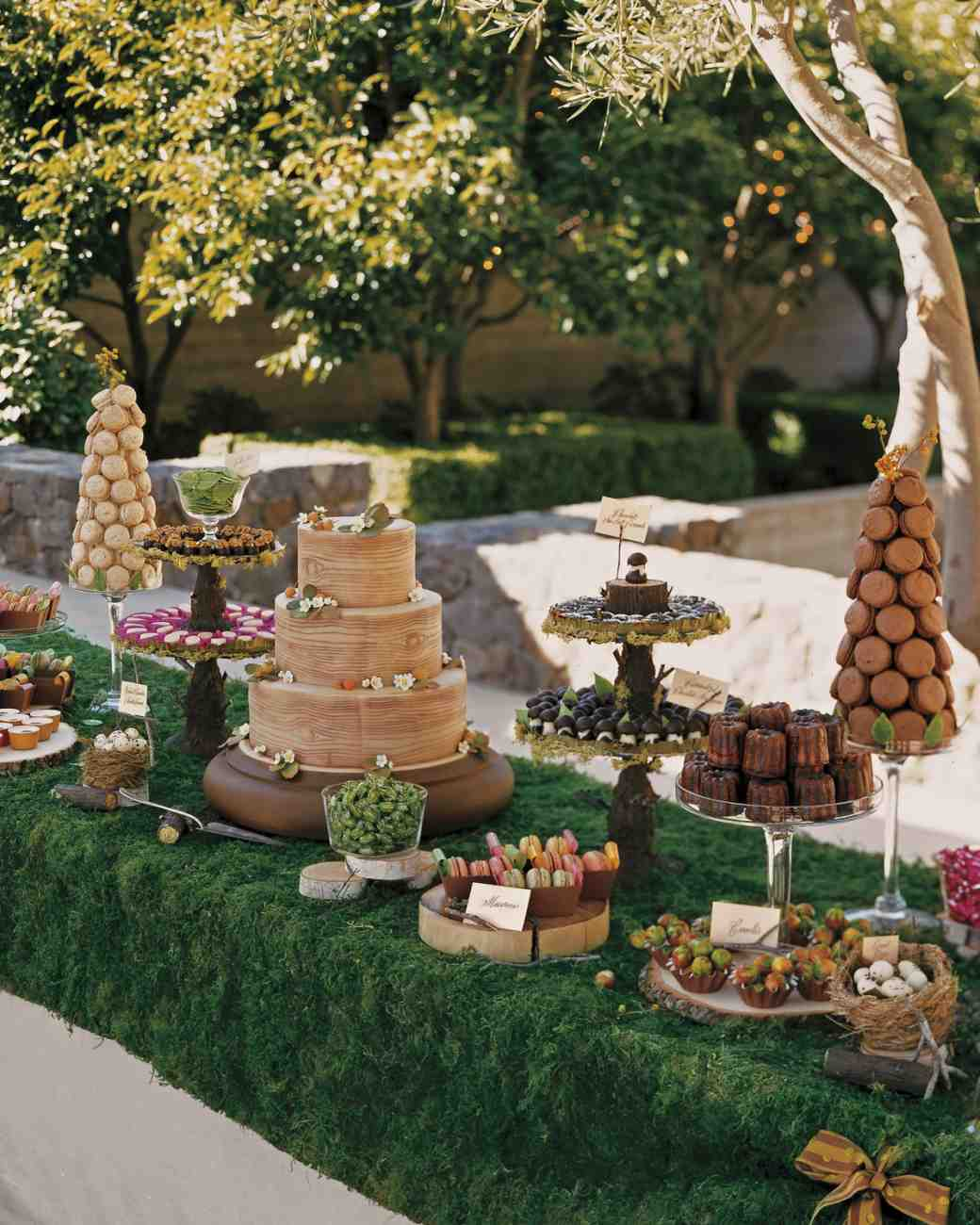 20+ Rustic Country Wedding Cakes For The Perfect Fall