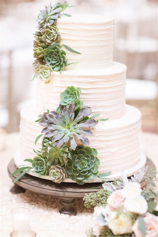 Bohemian Wedding Cake Stand
