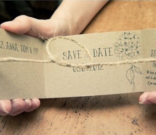Most Unique and Creative Wedding Invitations to Love
