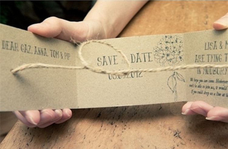 Most Unique and Creative Wedding Invitations to Love