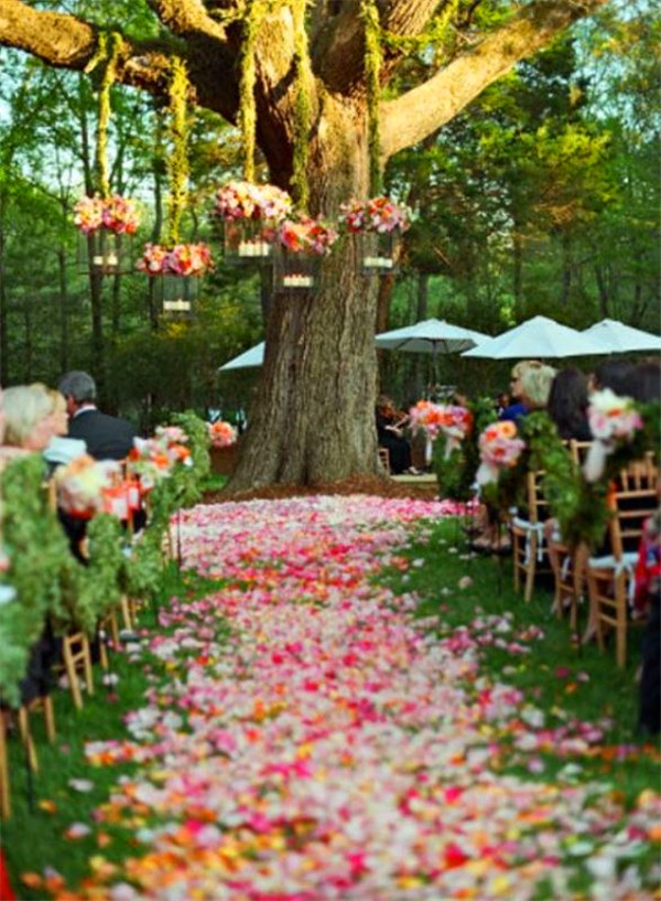 backyard wedding ideas 16