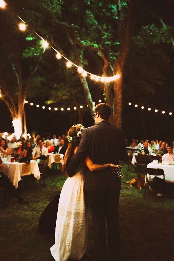 backyard wedding ideas 11
