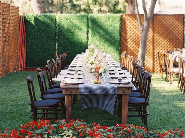 backyard wedding ideas 18