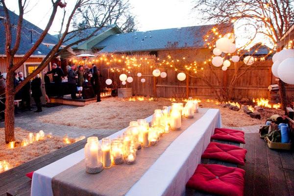 backyard wedding ideas 27