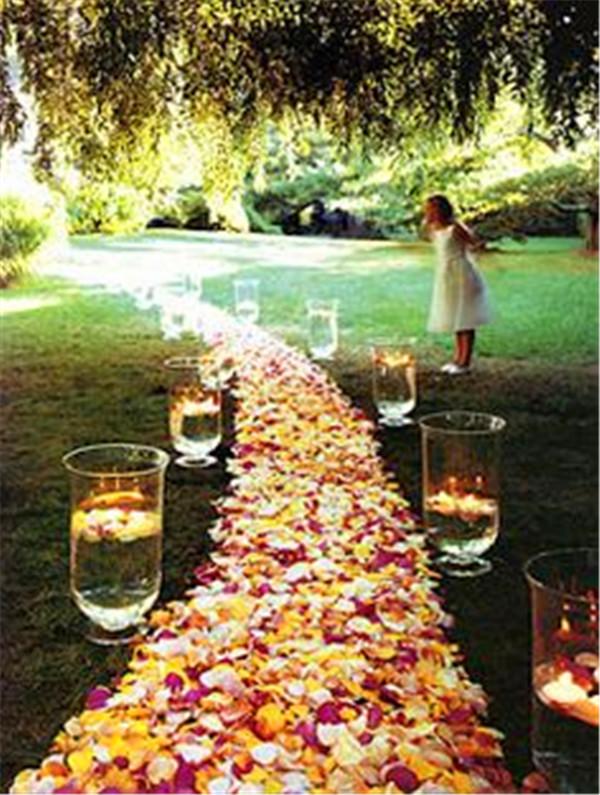 backyard wedding ideas 23