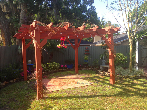 backyard wedding ideas 29