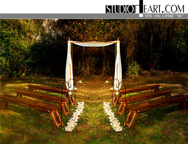 backyard wedding ideas 30