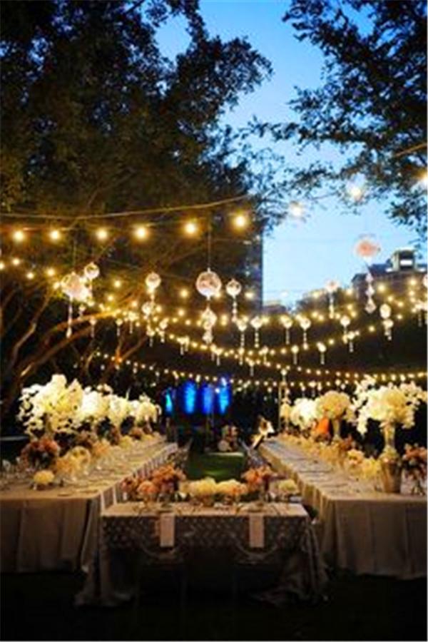 backyard wedding ideas 5