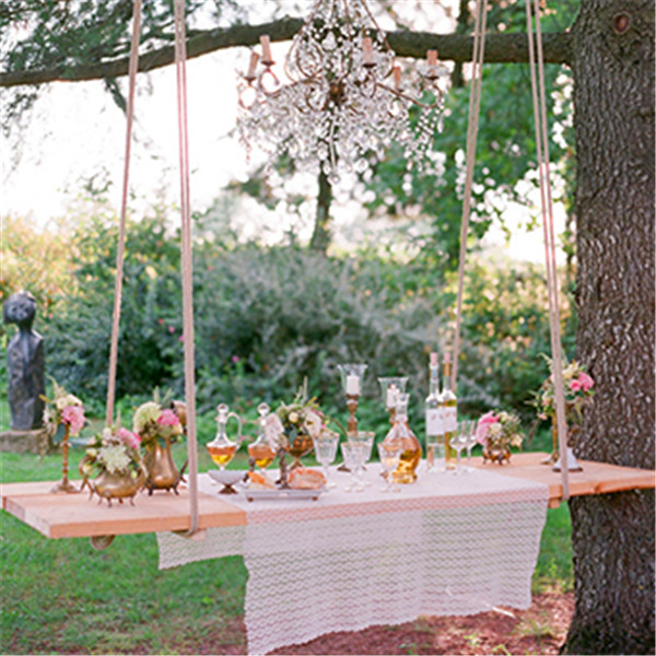 Backyard Wedding Ideas - Cheap backyard wedding ideas