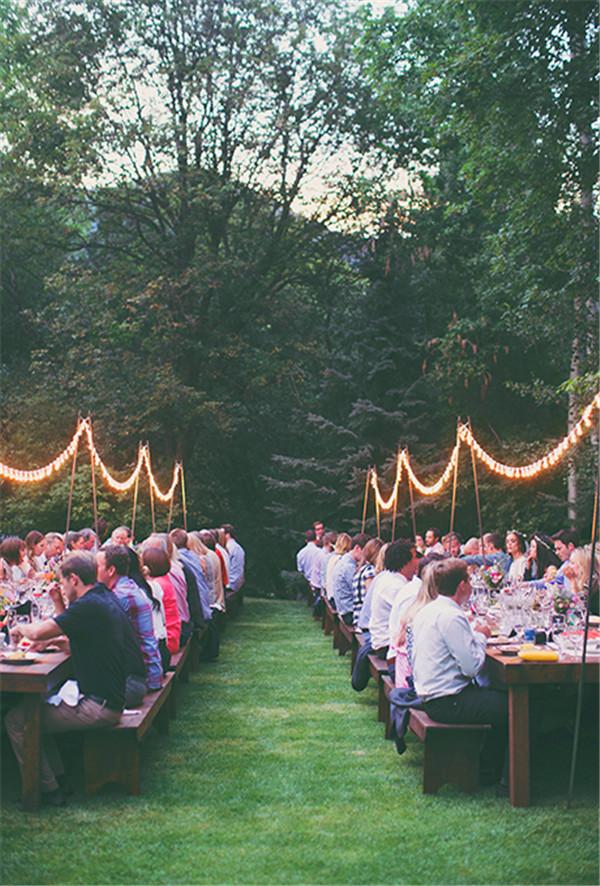 backyard wedding ideas 26