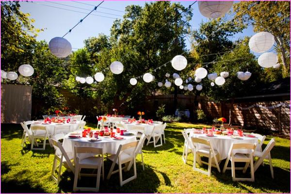 backyard wedding ideas 13