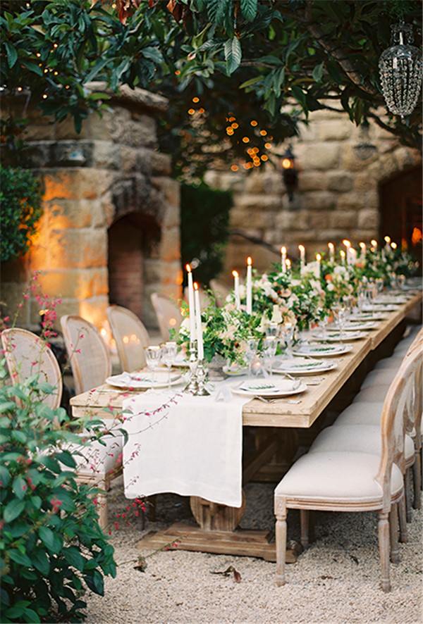 backyard wedding ideas 4