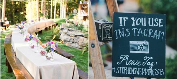 Backyard Wedding Ideas WeddingInclude Wedding Ideas - Backyard wedding reception ideas
