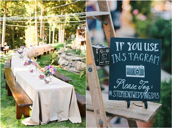 33 backyard wedding ideas for Backyard wedding decoration ideas