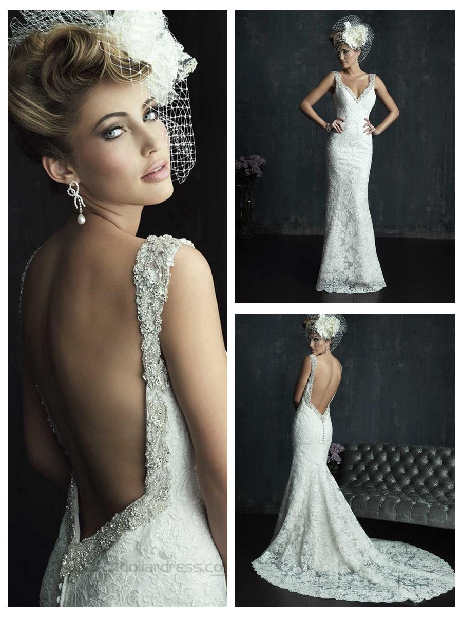 Wedding Low Back Wedding Dresses 36 low back wedding dresses page 2 dresses