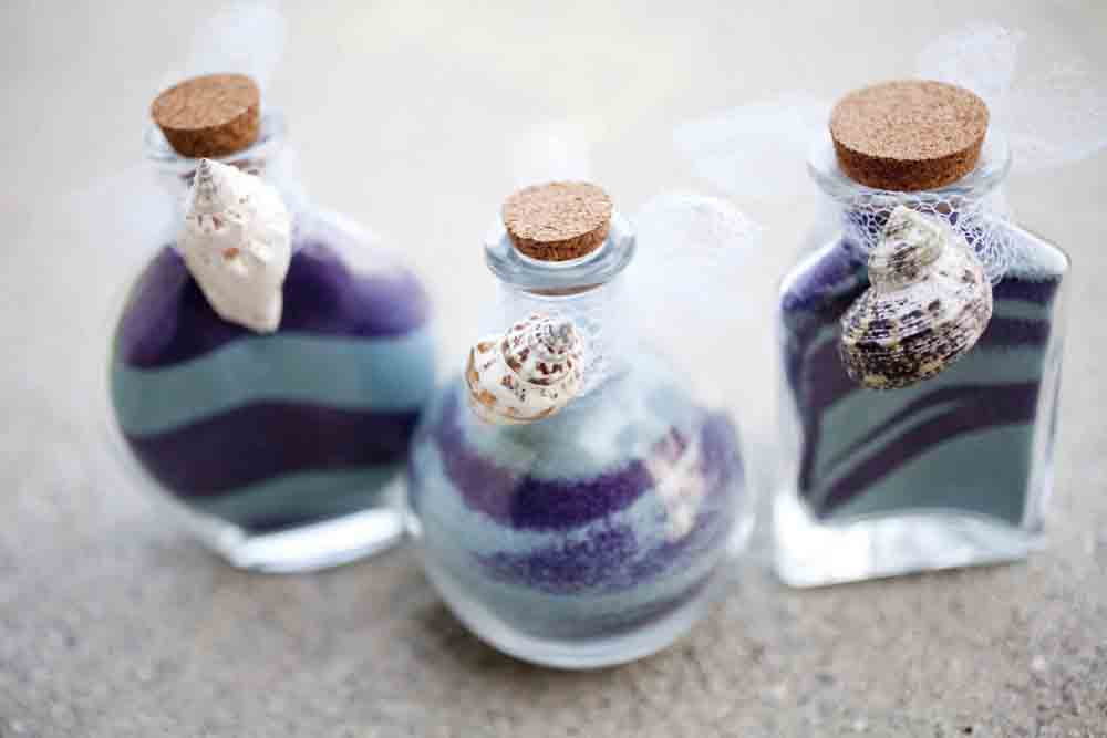 25 easy to make diy wedding favors for Wedding supplies