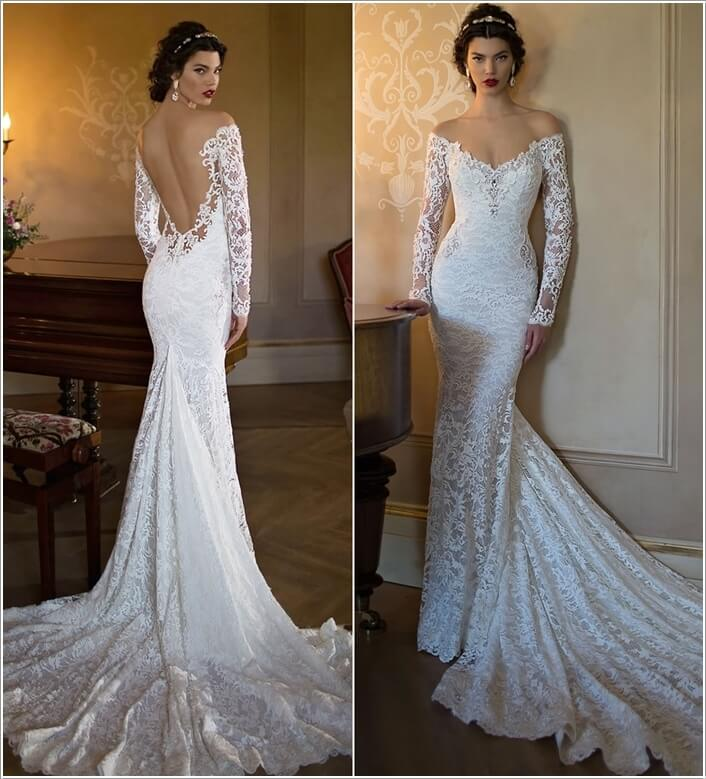 36 low back wedding dresses junglespirit Image collections