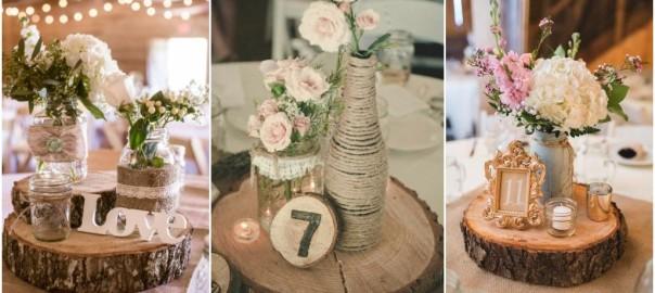 Rustic wedding decorations weddinginclude wedding ideas 30 rustic wedding theme ideas junglespirit Images