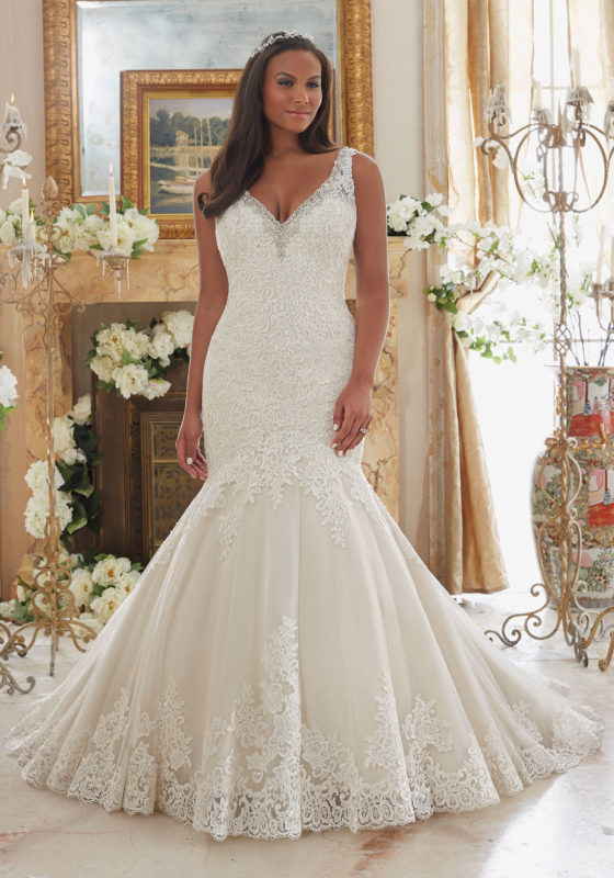 Top 11 Plus Size Wedding Dresses You Cant Resist