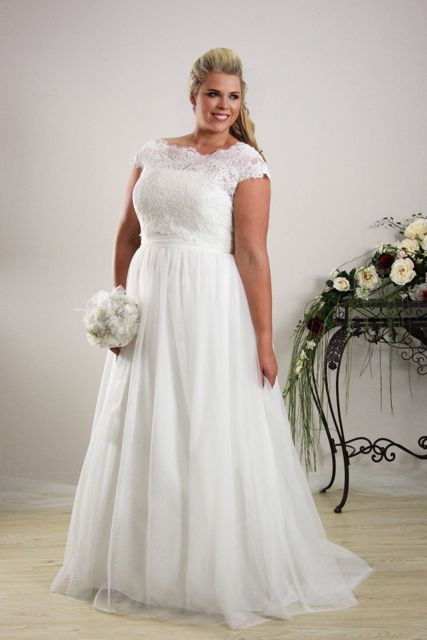Top 11 Plus Size Wedding Dresses You Can\'t Resist