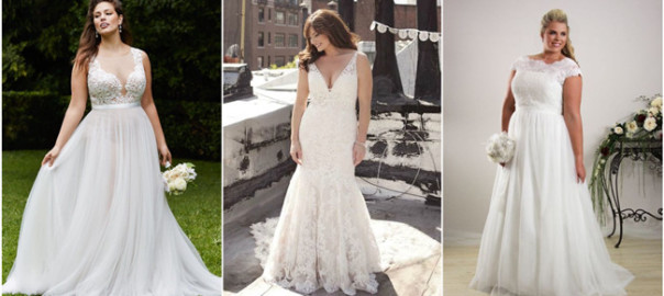 plus size wedding dresses ideas